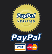 We accept Paypal and moneybookers as payment method