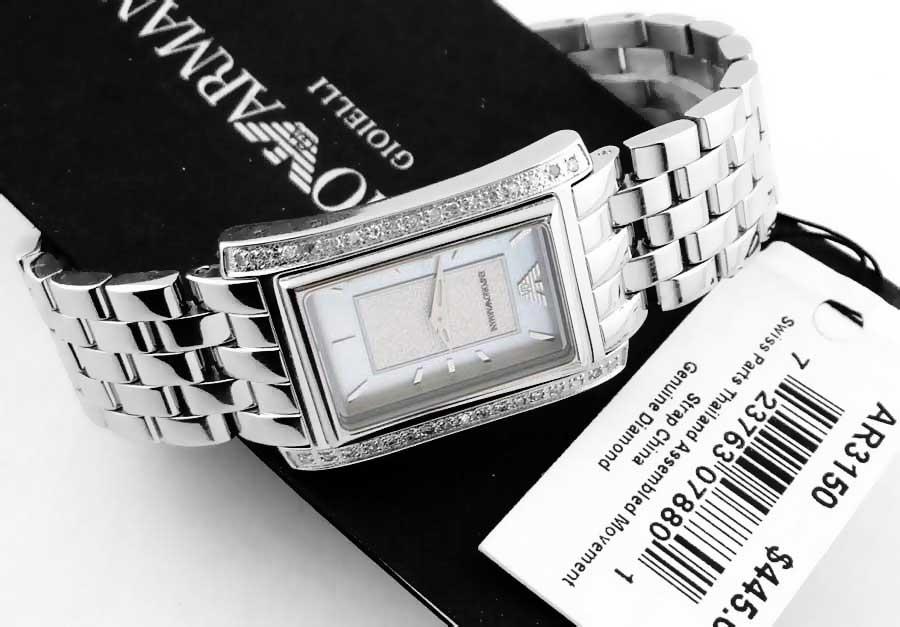 Bracelet Watch Ladies Lady Diamond Bracelet