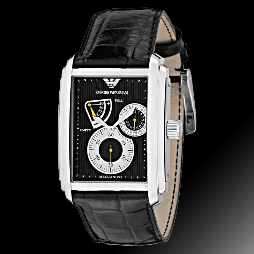 618c8b6683b6 Emporio Armani Men Meccanico Power Reserve Watch AR4203