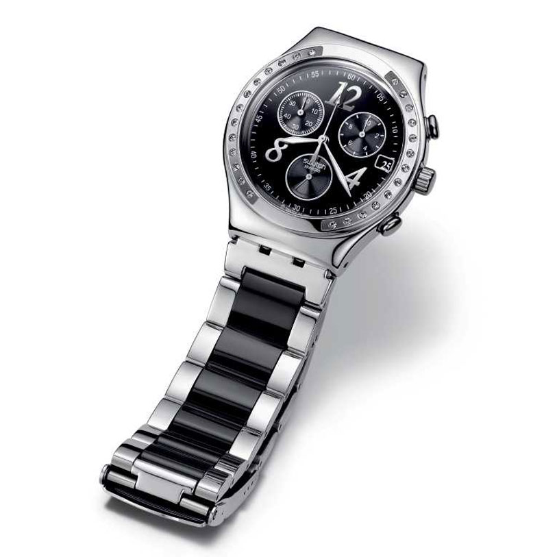 Swatch Watches Swatch Rel 243 Gios Swatch Diamond Watches
