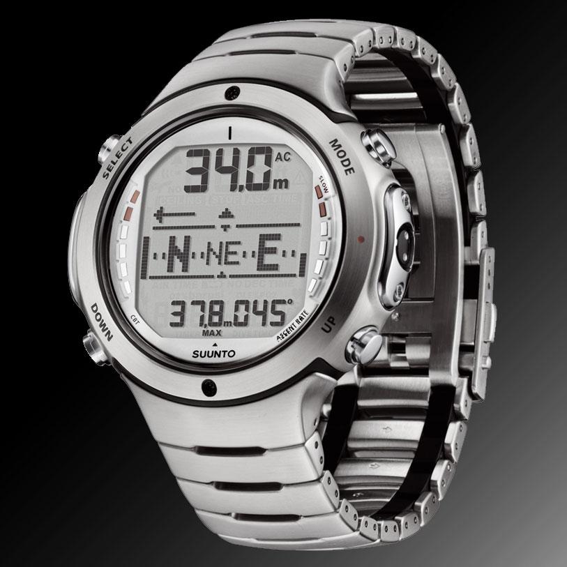 Suunto watches suunto elementum chronograph watch suunto - Computer dive watch ...