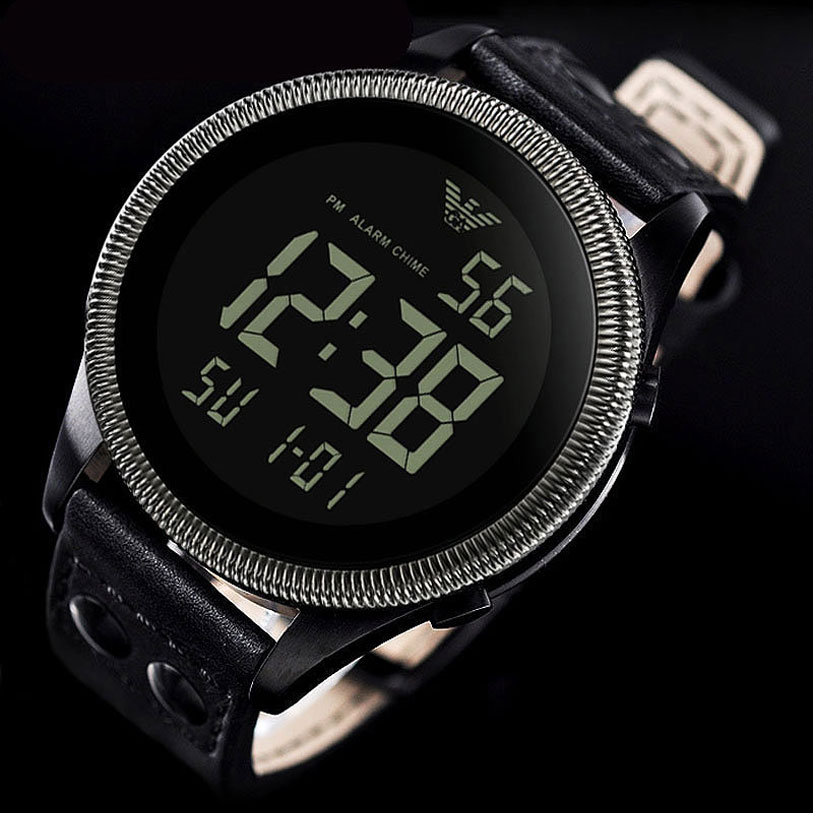 Digital Watch Armani